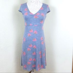 Horny Toad Floral Dress Women's Size Small